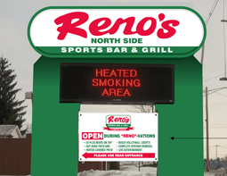 Now Open Reno's North!