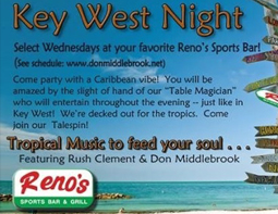 Key West Night